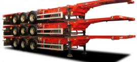 Grunwald Универсальный низкорамный полуприцеп-контейнеровоз